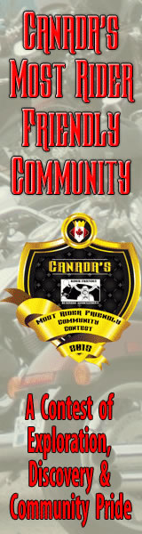 Canada's Most Rider Friendly Community Contest 2015